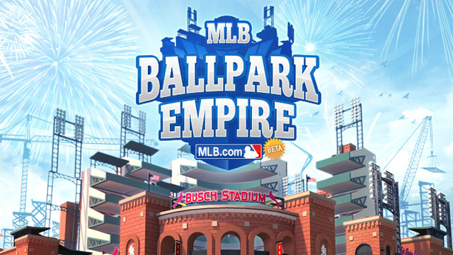 Take control of your team with MLB Ballpark Empire