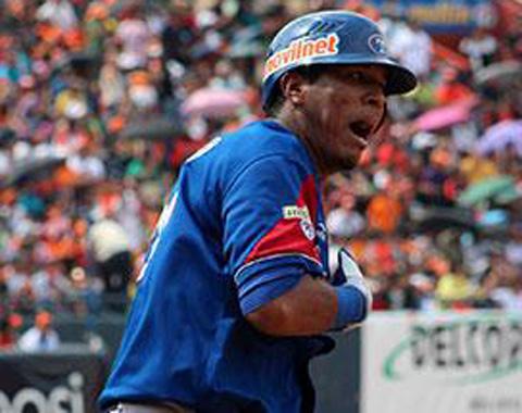 Pérez, Jugador de la Semana en LVBP