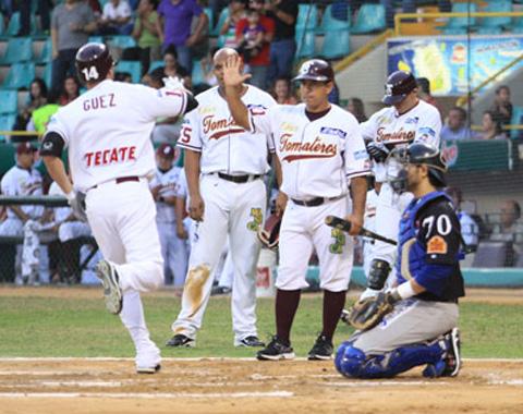 Culiacán alcanza a Guasave en el liderato