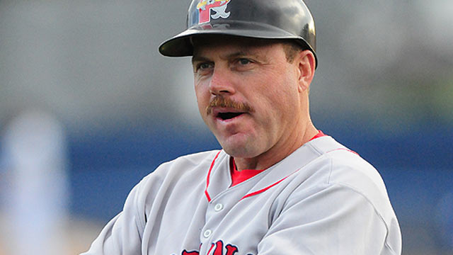 Red Sox name Beyeler their first-base coach