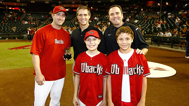 Bloomquist makes hometown impact on, off field