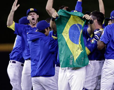 El béisbol de Brasil parece tener gran futuro