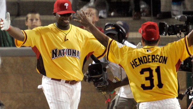 Coach Henderson gets second chance with Phils