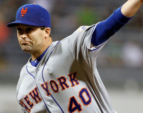 Byrdak firma acuerdo de liga menor con Mets