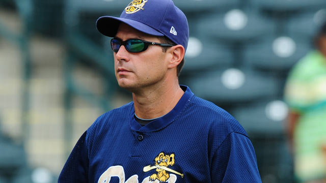Red Sox tab Colbrunn as hitting coach