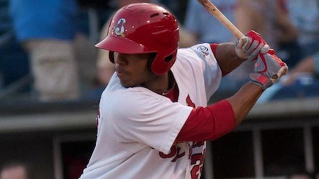 Cards recognize Minor League players of year