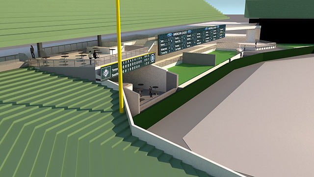 Mariners announce plans for 'Edgar's' restaurant