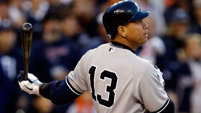 A-Rod 'relieved' by news of torn hip