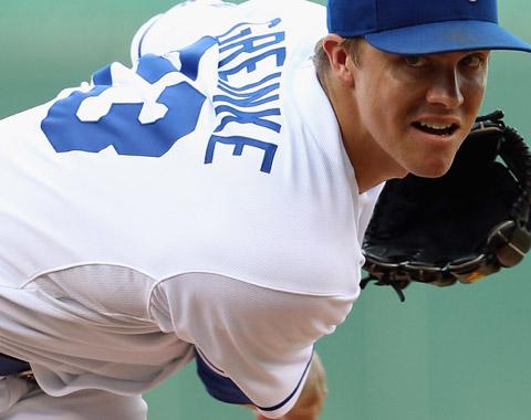 Zack Greinke cerca de pactar con Dodgers