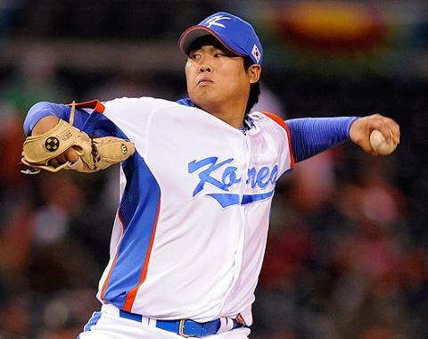 Los Dodgers pactaron con Ryu Hyun-jin