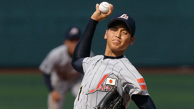 Japanese phenom Otani to stay in Japan