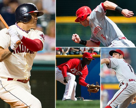 Indios, D-backs y Rojos sellaron megacanje