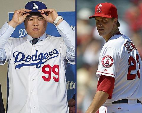 Dodgers armados con Greinke y Ryu