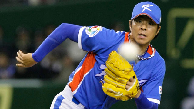 Cubs reportedly reach terms with Korean reliever