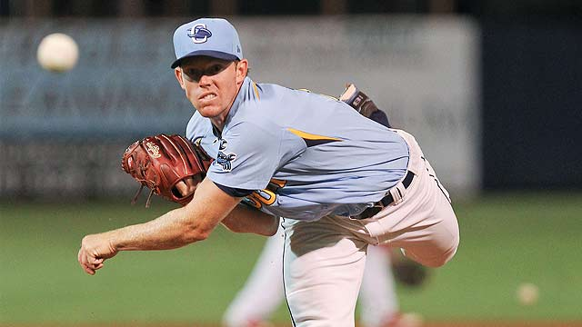 Padres bolster pitching depth in trade with Rays