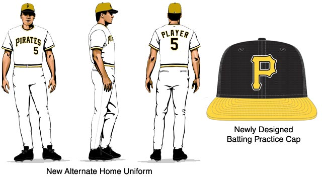 Bucs to unveil new alternate home uniforms for '13