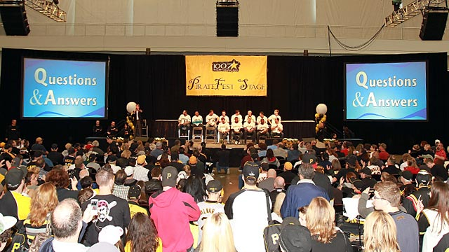 Enthusiastic fans flock to PirateFest