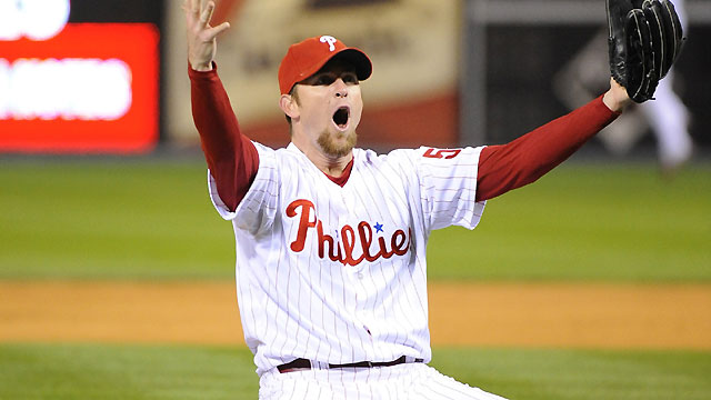 Lidge reflects on magical season, magical holidays