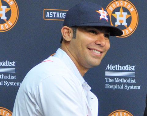 Peña pacta por una temporada con Astros