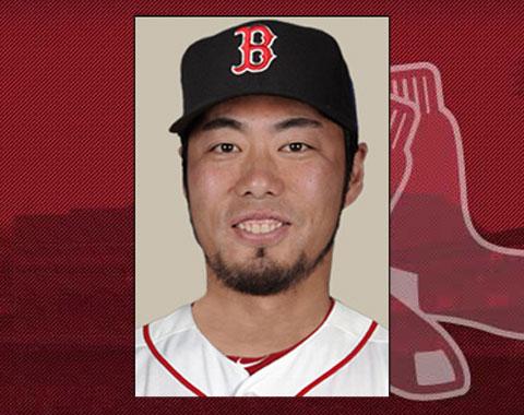 Boston oficializa su acuerdo con Koji Uehara