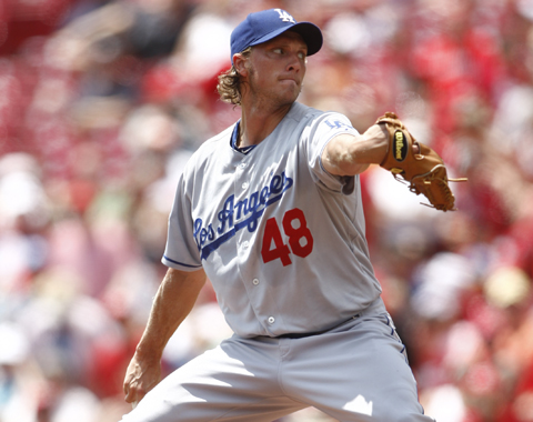 Ely de Dodgers a Astros por Rasmussen