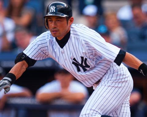Yankees firmaron por dos años a Ichiro