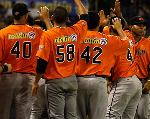 LVBP: Aguilas clasifican con triunfo vs. Tigres