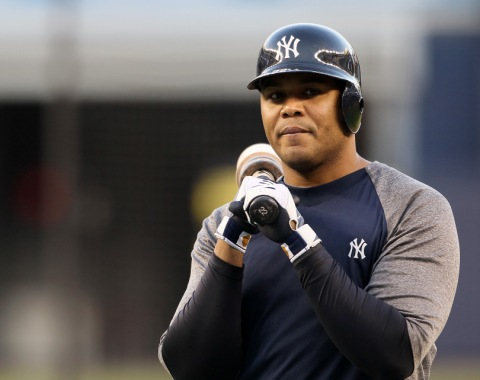 Andruw Jones fue arrestado en Georgia
