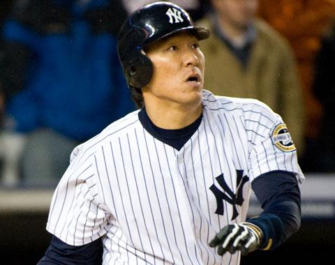 El japonés Hideki Matsui anuncia su retiro