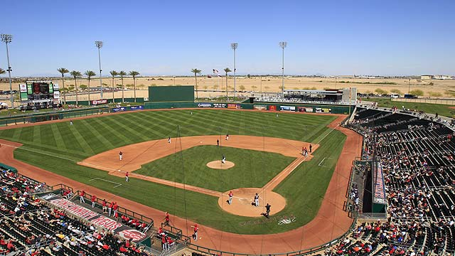 Reds' pitchers, catchers report to camp Feb. 12