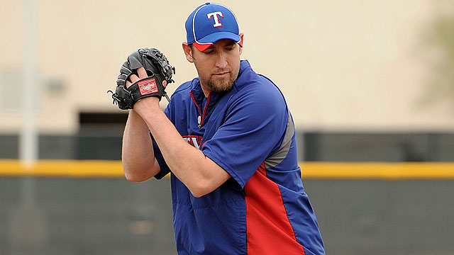 Rockies to scout former Cy Young winner Webb