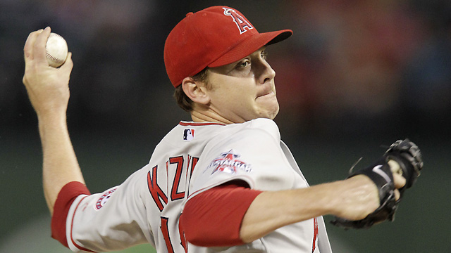 Indians sign ex-Ray, three-time All-Star Kazmir