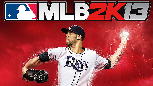 Price featured on cover of 'MLB 2K13'