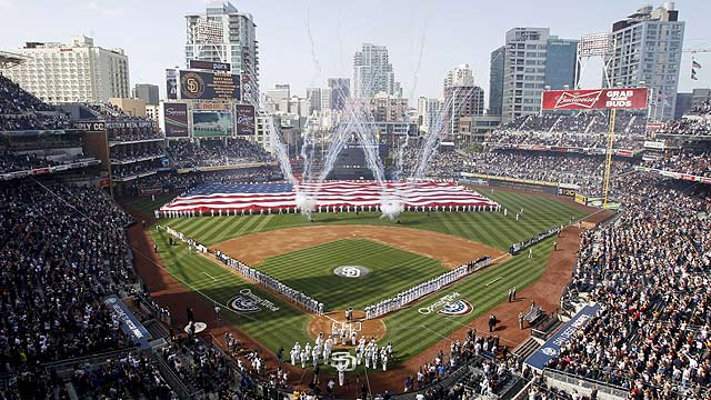 Padres seek first All-Star Game at Petco Park