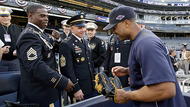 Yankees to play exhibition game at West Point