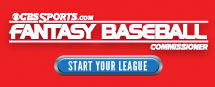 CBSSports.com Fantasy Baseball