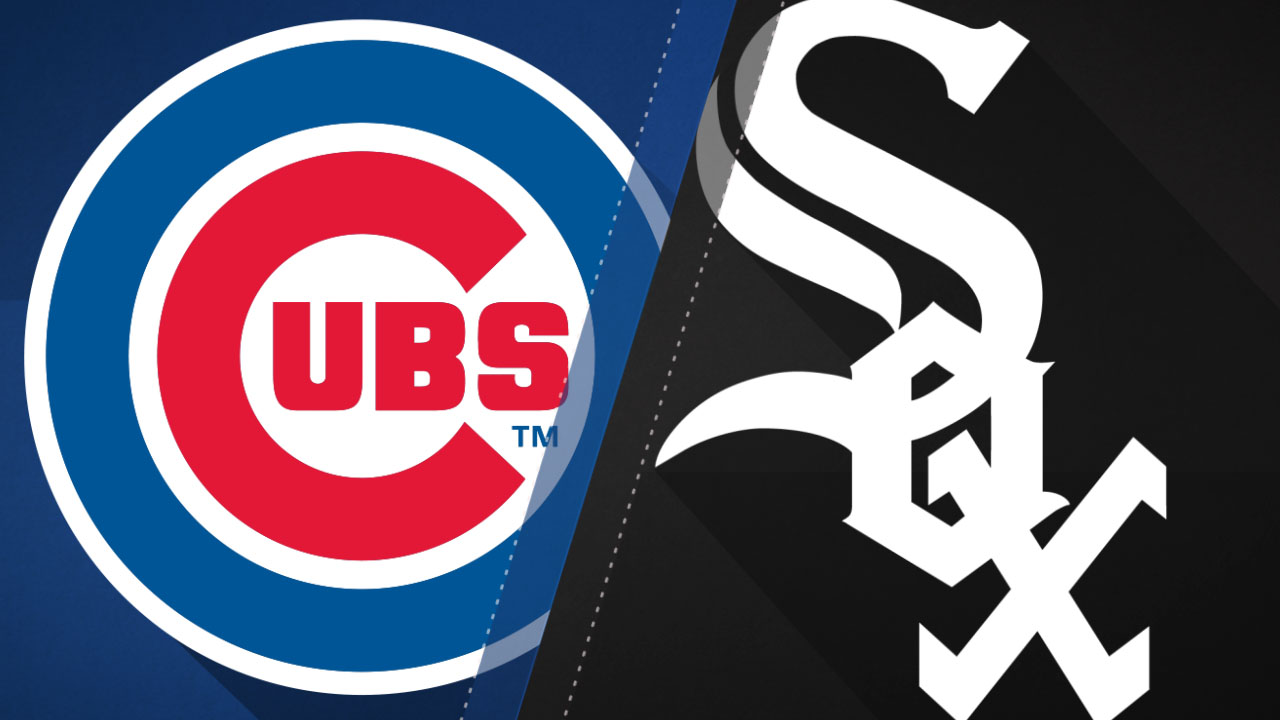 Cubs peeing on white sox