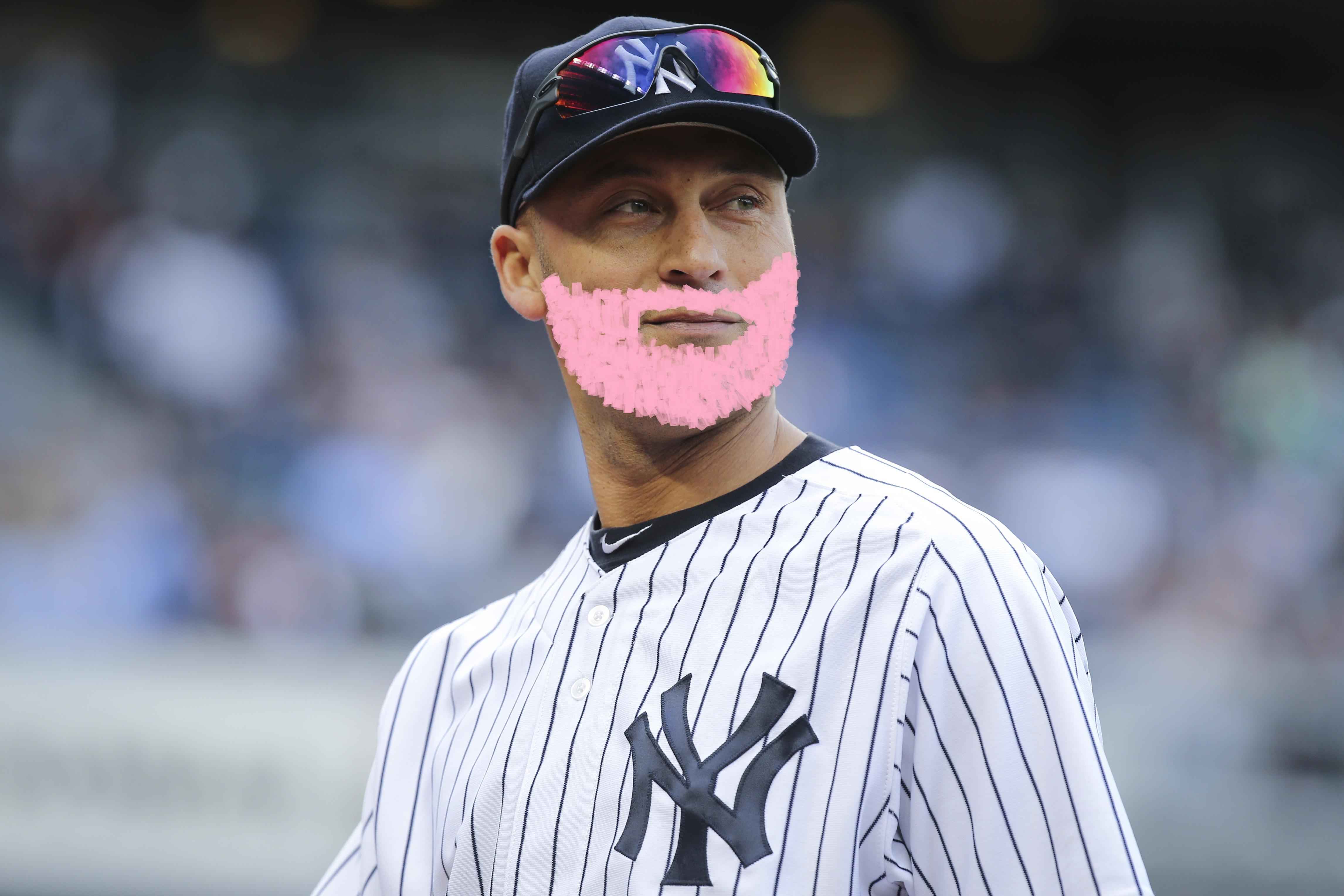 Jeter Pink Beard