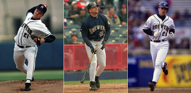 2c851fbd046 Remembering the Brewers  awesomely  90s uniforms