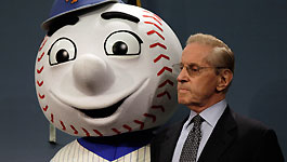 Hosting All-Star Game uplifting for Mets owner Wilpon