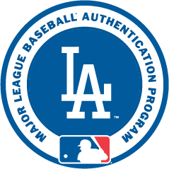 Team logo - Dodgers