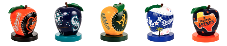 Orioles, Mariners, A's, Dodgers, Astros #ASGApples