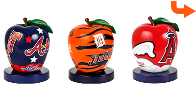 Braves, Tigers and Angels #ASGApples