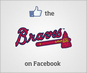 Like the Braves on Facebook