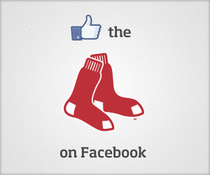 Like the Red Sox on Facebook