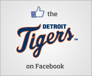 Like the Tigers on Facebook