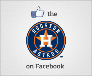 Like the Astros on Facebook
