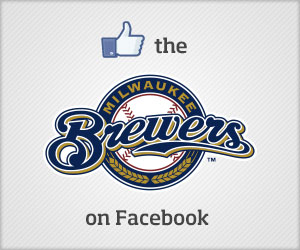 Like the Brewers on Facebook