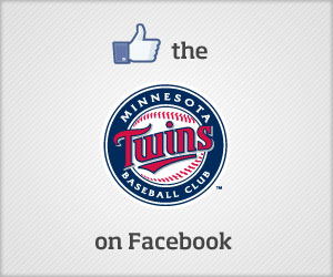 Like the Twins on Facebook
