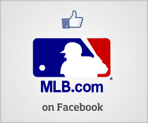Like the MLB on Facebook
